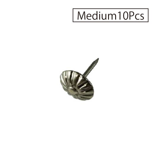 Decorative Rivet Medium 10Pcs #2407696-10